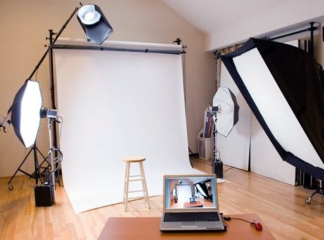 New studio almost complete